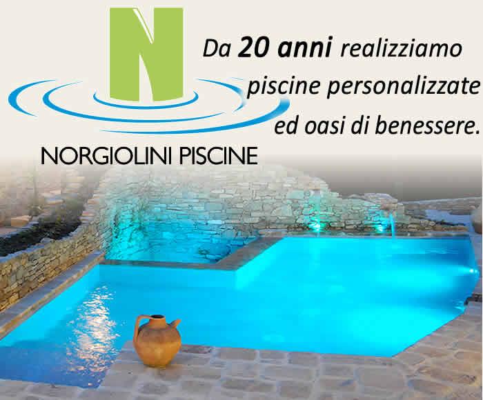 Norgiolini Piscine