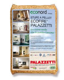Pellet Econord Norgiolini Ecocalore